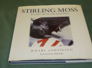 STIRLING MOSS Motor Racing With The Maestro. Ludvigsen (B)